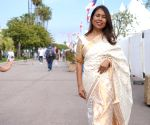 Cannes (France): Rima Das at the Cannes Film Festival