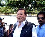 Funeral of Shilpa Shetty's father Surendra Shetty