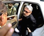 "Bhansali arrives to meet parliamentary panel over his film ""Padmavati"