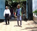 Nikkhil Advani's mother funeral - Sudhir Mishra