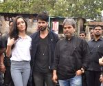 Promotion of film Haider
