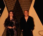 Wedding reception of Mukesh Bhatt's daughter Sakshi Bhatt