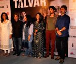 The trailer launch of film Talvar