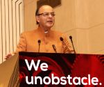 Arun Jaitley at the opening session of the launch of the 'Start-up India'