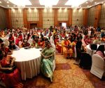 "Finance Minister, Nirmala Sitharaman, National Secretary and Co-incharge Delhi BJP, Dr. Alka Gurjar, National President BJP Mahila Morcha, Vanathi Srinivasan and Delhi BJP President, Adesh Gupta will be present at a function to Honour Womanhood On the occasion of ""International Women's Day"" at Maharashtra Sadan, Kasturba Gandhi Marg in new Delhi on Monday 08th March, 2021"