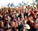 FIR against 60 women for anti-CAA protests in Aligarh
