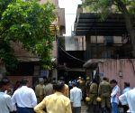 Fire breaks out in Okhla building