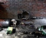 Cong leader among 2 killed in cylinder blast in UP