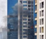 Fire at Mumbai suburb building housing several film companies