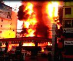 Fire breaks out in Patna mall