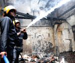 Fire breaks out at Mumbai Chawl