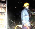 Nine, including 3 infants, killed in Mumbai pharmacy blaze