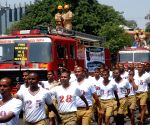Fire Safety Month - awareness rally