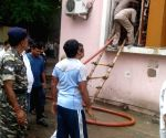 Fire at Patna Secretariat Education Department