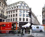 FRANCE PARIS PARIS RITZ HOTEL FIRE