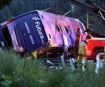 MEXICO TOLUCA BUS CRASH