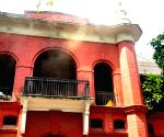 Fire breaks out at the record room of the Alipore Judges' Court
