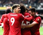 Firmino, Salah and Mane star in Liverpool's 5-0 over Watford