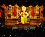 Lalbaugcha Raja pandal - first look