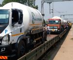Railways delivers 7,115 MT of oxygen to states