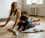 Fitness, focus and fun with yoga for kids