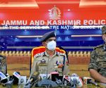 Five militants still active in J&K's Srinagar city: IGP