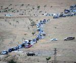 SYRIA FLEITA MILITANT EVACUATION