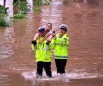 Death toll rises to 73 in China's rain-hit Henan