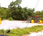 Bihar floods - Inundated Madhubani