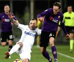 ITALY FLORENCE SOCCER SERIE A FIORENTINA VS INTER