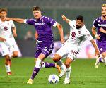 ITALY FLORENCE FOOTBALL SERIE A FIORENTINA VS TORINO