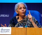 Sitharaman points at investment opportunities in India to US investors