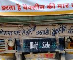 Messages in rhyme on vaccination 'drives'