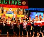 Nagaland folk artistes perform at 'Ocatve