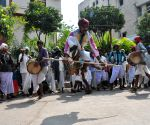 Arunoday Cultural Federation performing cultural activites