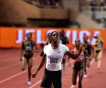MONACO FONTVIEILLE ATHLETICS IAAF DIAMOND LEAGUE