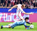 MONACO-FONTVIEILLE-CHAMPIONS LEAGUE-ROUND OF 16-MAN CITY VS AS MONACO