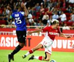 MONACO-FONTVIEILLE-SOCCER-FRENCH LIGUE 1-MONACO VS NICE
