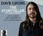 Foo Fighters' Dave Grohl on 'Storyteller' book tour