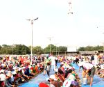 Langar' organised on 550th birth anniversary of Guru Nanak Dev