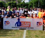 Football Delhi launches 37-Plus League on Chhetri's 37th birthday