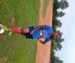 Free Photo: Footballer Monika