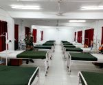 50-bed Covid centre by army comes up in Kashmir