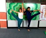Foreign travellers turning entrepreneurs after learning the art of yoga in Jaipur