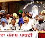 Sucha Singh Chhotepur launches new party