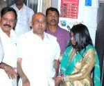 Former Andhra Pradesh Minister Arrested