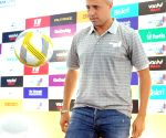 Hernan Jorge Crespo at Kolkata 25K run pre-event press conference