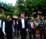 : Mumbai: Adam Gilchrist during a programme