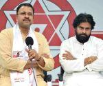 Ex-CBI Jt Director Lakshminarayana joins Jana Sena