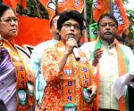 Chhaya Adak joins BJP